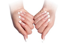 Beautiful nails. Hands & Nails Care