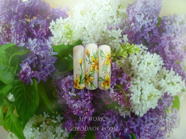 Nail Design Courses, nail art painting