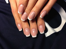 Gel Nail Enhancement