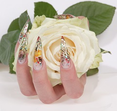 Beautiful nails. Hands and Nails Care